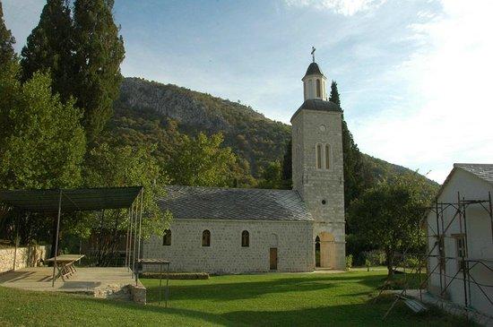 Zitomislic Monastery: Žitomislići monastery