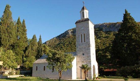 Zitomislic Monastery: Pravoslavni manastir Žitomislići/Orthodox monastery Žitomislići