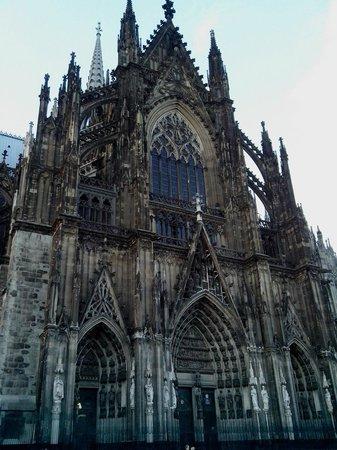 Kölner Dom: Готика во всей красе