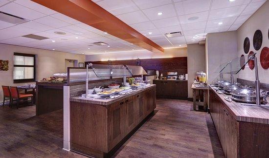 Hilton Saint John: York Bistro Breakfast Buffet
