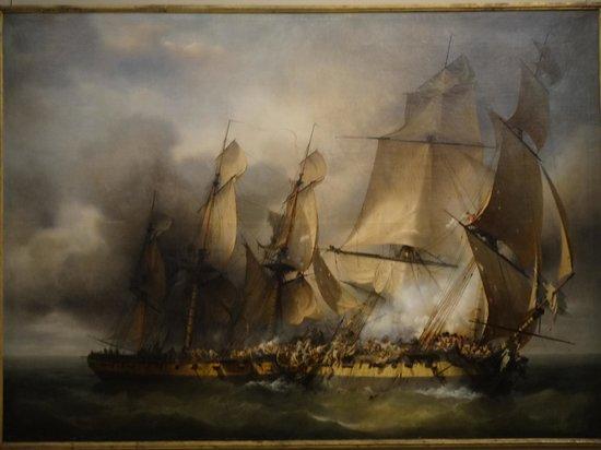 Musée de la Marine : Tela