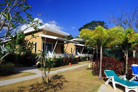 Rimlay Villas - Les bungalows