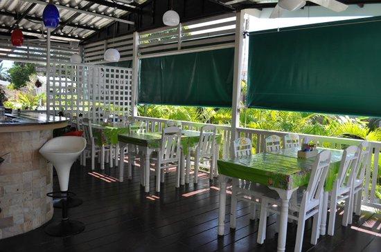 Rimlay Villas - Le restaurant