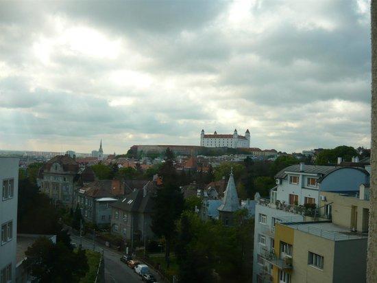 Mamaison Residence Sulekova Bratislava: View from room 304