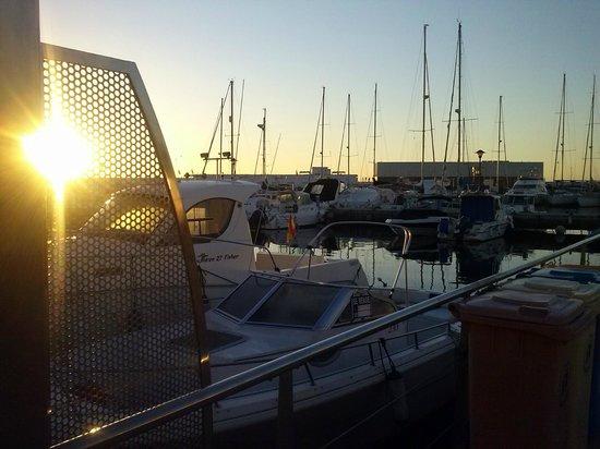 Casco antiguo de Marbella: Puerto pesquero