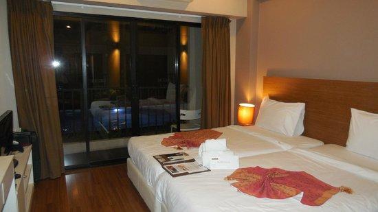 The Cottage Suvarnabhumi : Pool Room