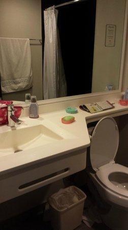 City Express Chetumal: Ванная комната