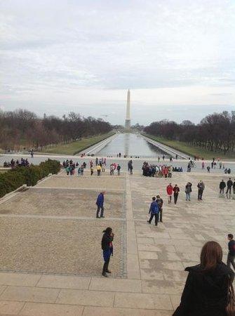 Lincoln Memorial : Añade un título