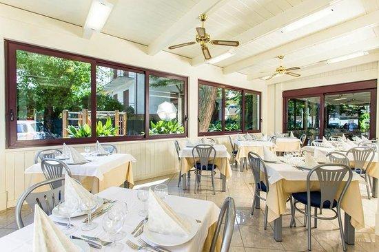 Hotel Trieste: Sala ristorante