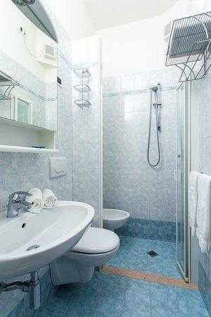 Hotel Trieste : Bagno