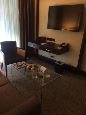 The Montcalm London Marble Arch : seperate suite
