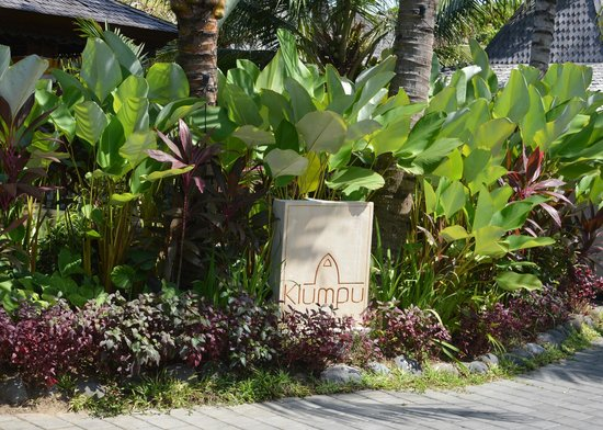 Klumpu Bali Resort: Welcome to Klumpu