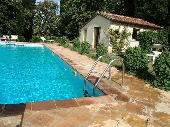 Fattoria Il Piano: La piscine