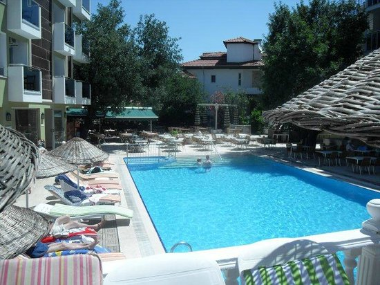 Mersoy Exclusive Aqua Resort: pool