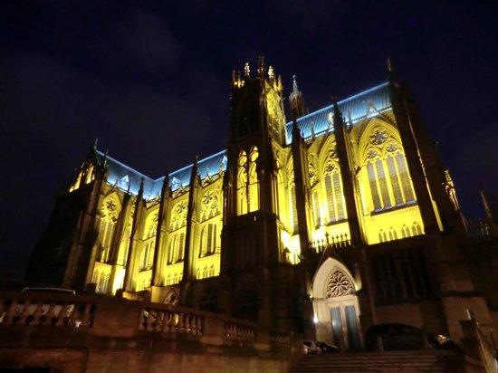 Cathédrale Saint-Étienne : la Cathédrale St Etienne