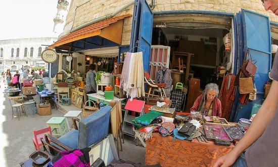 Haifa Fleamarket