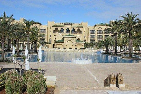 Mazagan Beach & Golf Resort: Сам отель