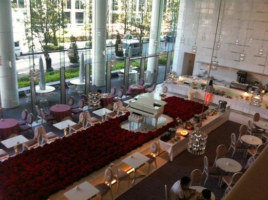 Hotel Elsereine Osaka: Breakfast served