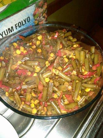 Zeytin Cafe ve Ev Yemekleri: soya soslu sebze sote