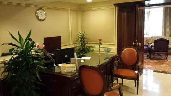 Sheraton Kuwait: Tower lounge