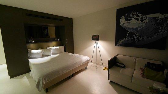 Papagayo Beach Hotel: Eigentlich ist das Zimmer schick....