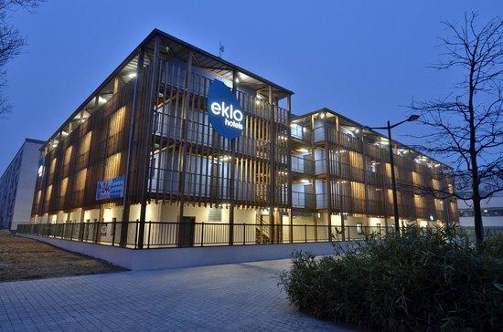 Eklo Hotels Le Havre : eklo hotels