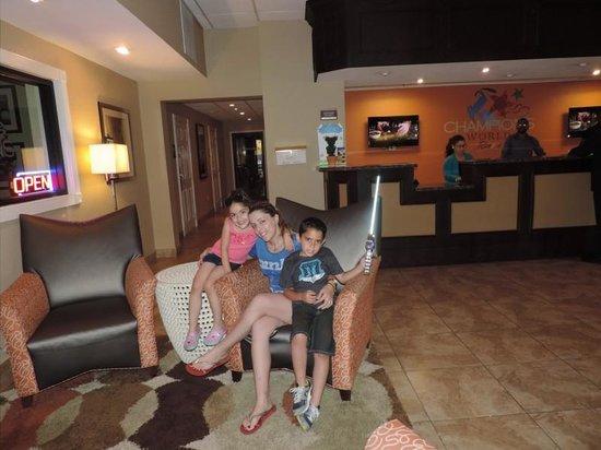 Champions World Resort 2014