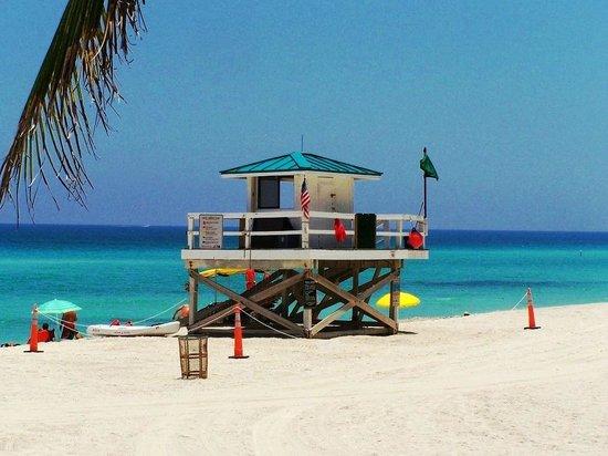 South Beach : Beach Guard Station
