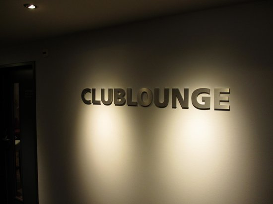 Wyndham Grand Salzburg Conference Centre: Club Lounge Entrance