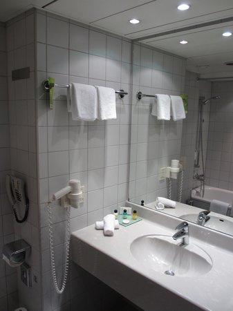 Wyndham Grand Salzburg Conference Center : Bathroom