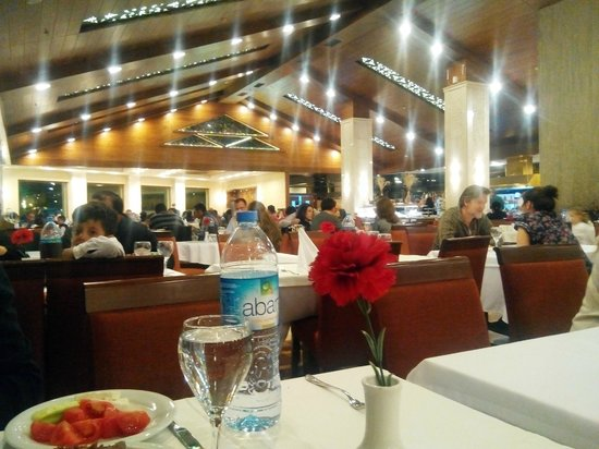 Buyuk Abant Oteli: nilüfer restorant