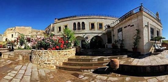Canela Cave Hotel: Hotel Girişi
