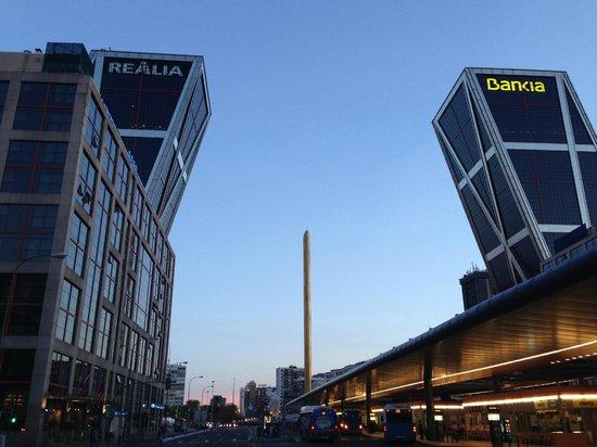 Hotel Via Castellana: praticità nel benessere...