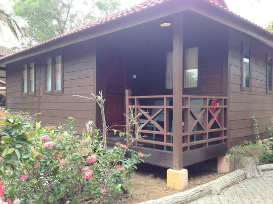Holiday Villa Beach Resort & Spa Cherating: Our Garden Villa #244