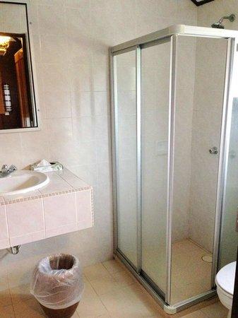 Holiday Villa Beach Resort & Spa Cherating: Shower