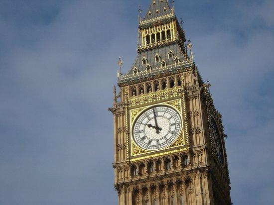 Big Ben (Torre del Reloj): Tower Clock