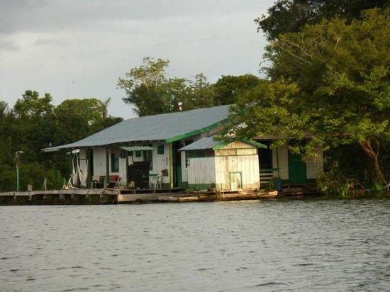 Tauari Inn Lodge: tudo é perfeito !
