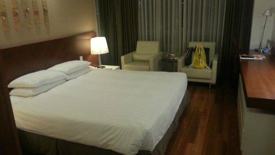 Best Western Premier Hotel Kukdo: 広々な部屋