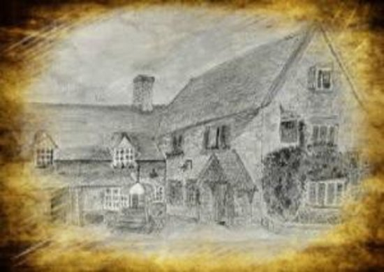 The College Arms: an artists impression