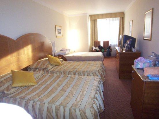 President Hotel Prague : Room