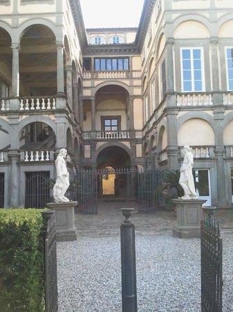Palazzo Pfanner : Il set del Marchese del Grillo!