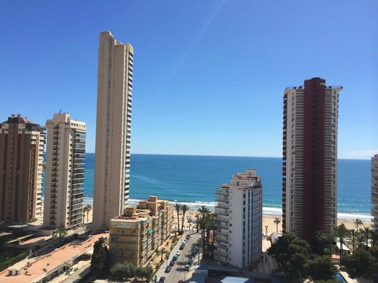 Hotel Don Pancho : View from 12th Floor