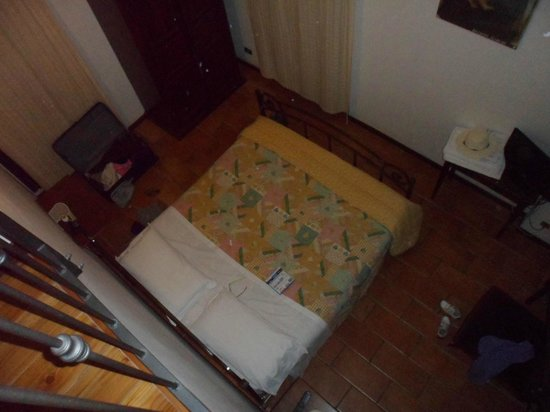 La Cittadella dei Monti Sibillini: Camera matrimoniale