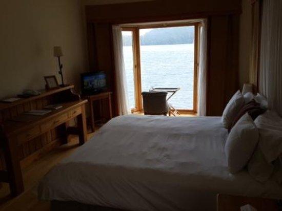 """Correntoso Lake & River Hotel: Junior suite 310 """"el dormilon"""""""