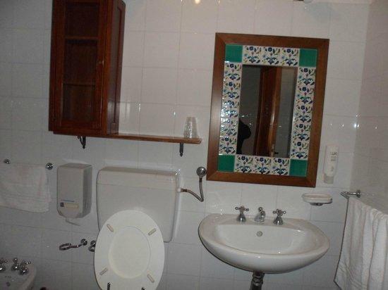 La Cittadella dei Monti Sibillini: Bagno in camera
