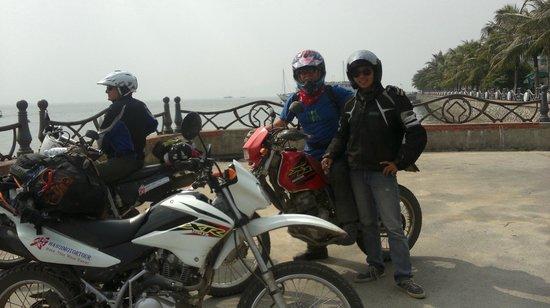 Hanoi Motor Tour