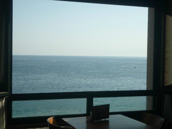Casa Aurita: vistas al mar