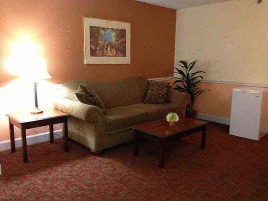 The Alabama Hotel: My room!♥♥
