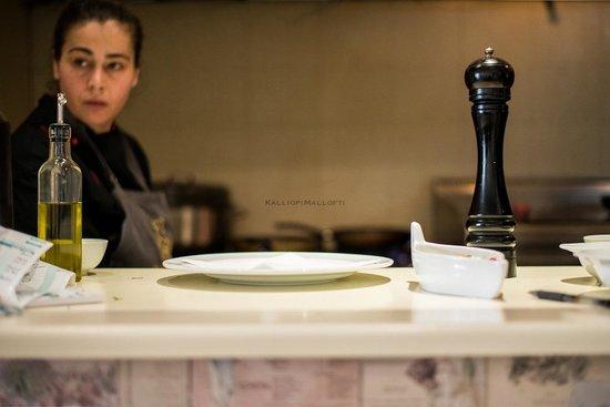 Tamam: The chef Maria !!!