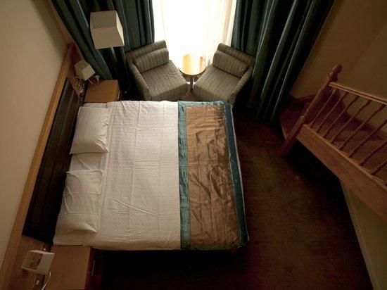 Cromwell International Hotel : Junior suite